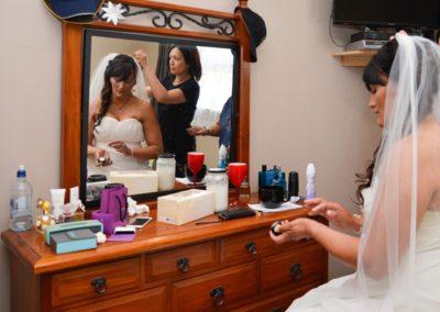 Alishia & Kura wedding