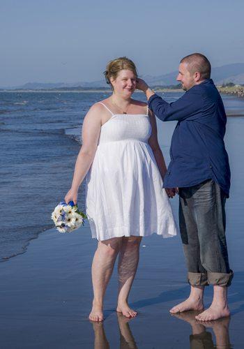 Sarah & Blair wedding